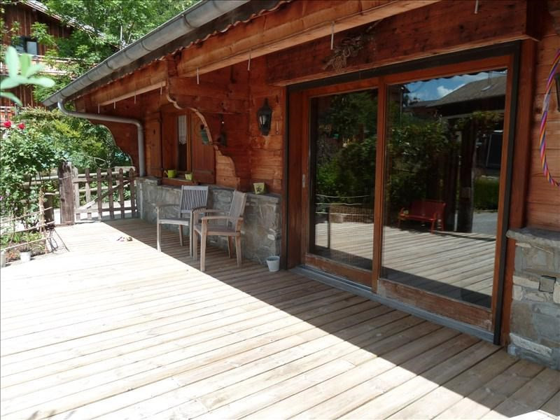 Deluxe sale house / villa Morzine 780000€ - Picture 2