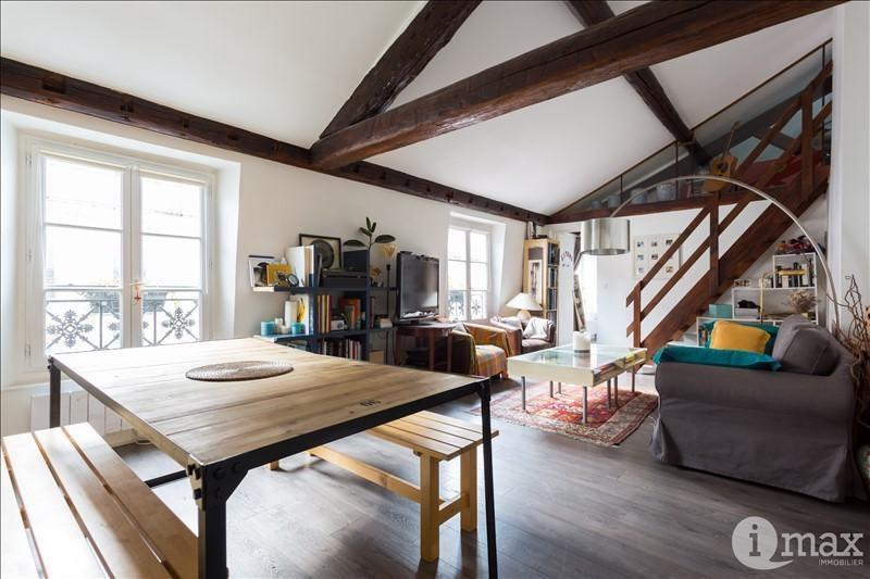 Vente appartement Paris 17ème 700000€ - Photo 2
