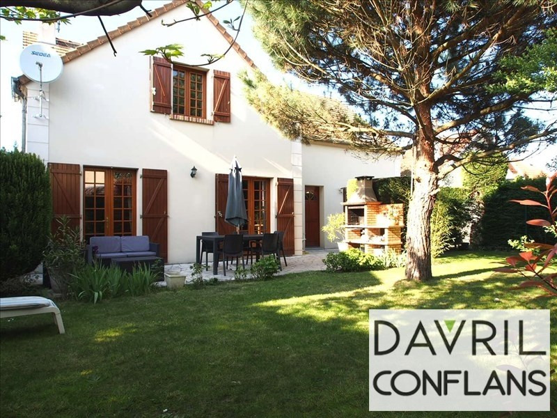 Vente maison / villa Conflans ste honorine 499 500€ - Photo 1