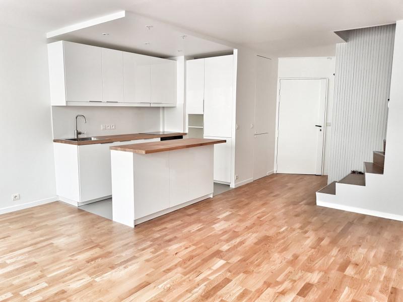 Sale apartment Paris 16ème 740000€ - Picture 2