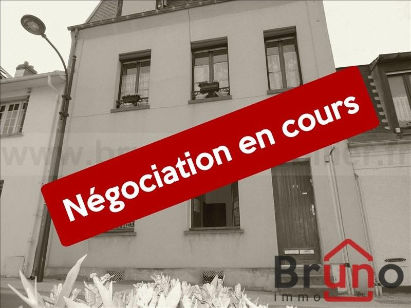 Verkoop  appartement Le crotoy 115500€ - Foto 1