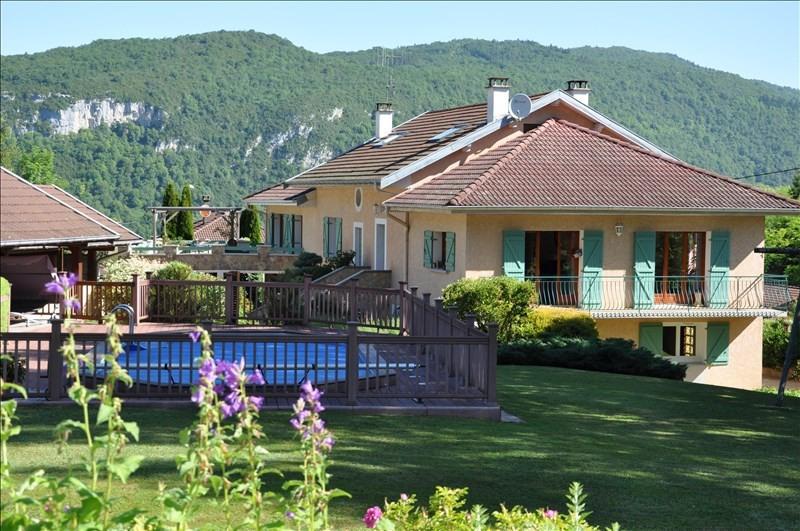 Sale house / villa Dortan 350000€ - Picture 1
