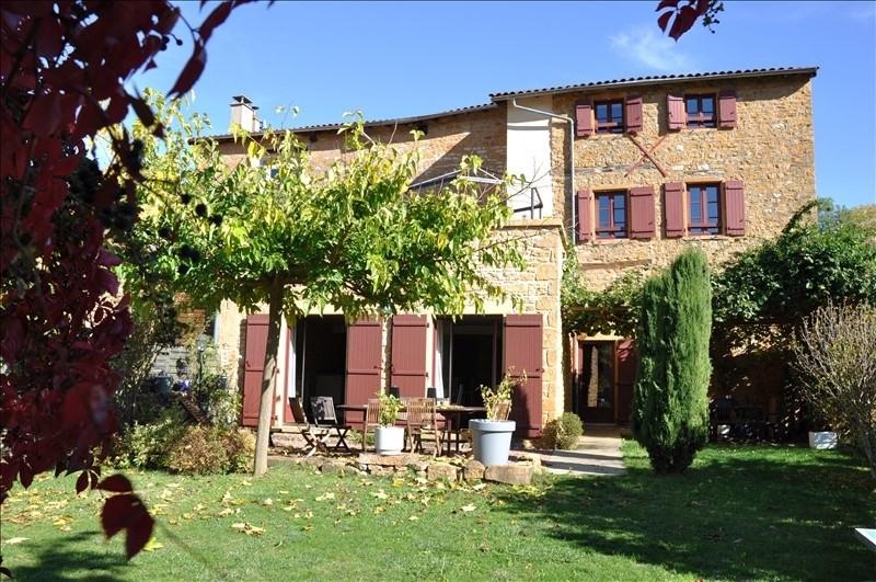 Vente maison / villa Liergues 499000€ - Photo 13