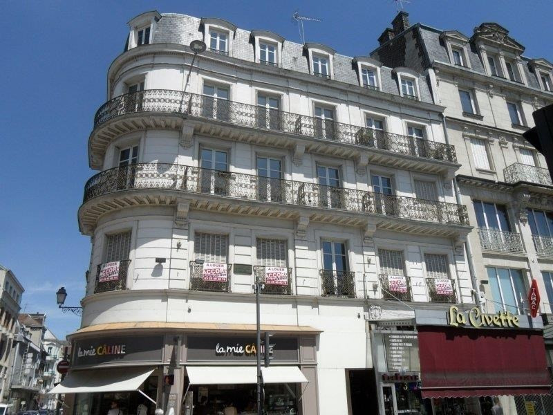 Rental apartment Troyes 590€ CC - Picture 1