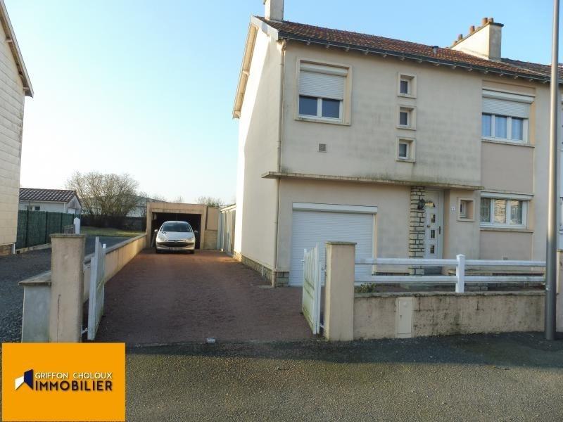 Sale house / villa Villedieu la blouere 109900€ - Picture 1