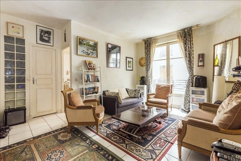 Verkoop  appartement Paris 15ème 388800€ - Foto 4
