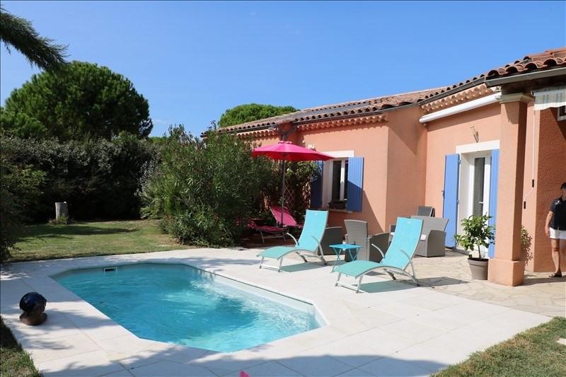 Sale house / villa Montelimar 329000€ - Picture 1