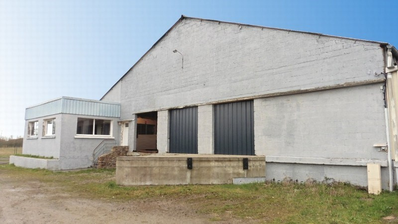 Sale hangar Creances 50 000€ - Picture 1