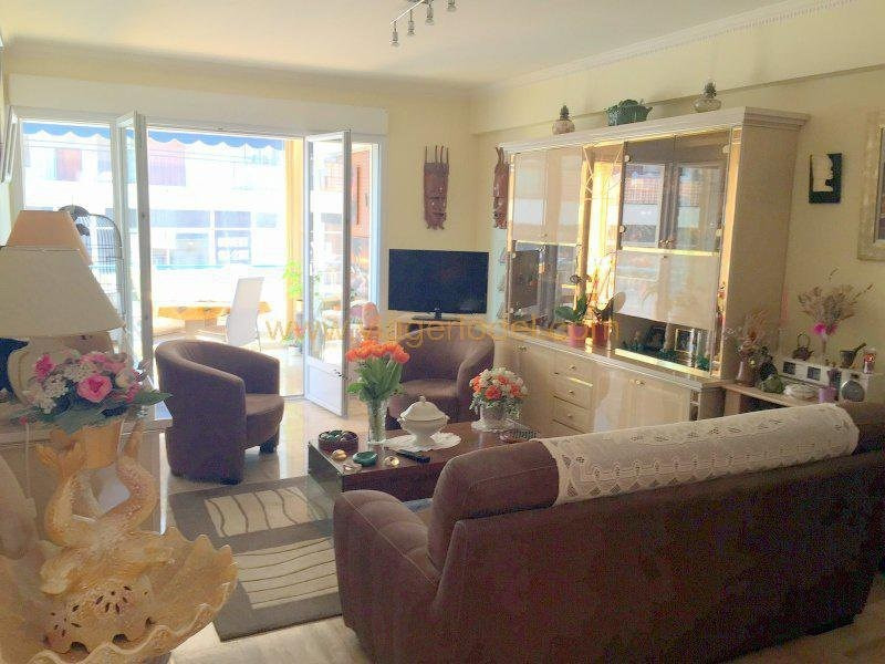 Vendita nell' vitalizio di vita appartamento Cagnes-sur-mer 63000€ - Fotografia 3