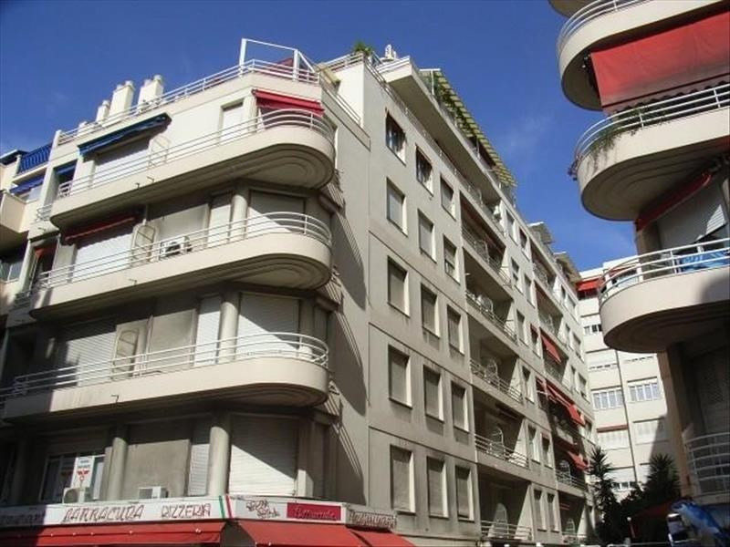 Sale apartment Nice 480 000€ - Picture 1