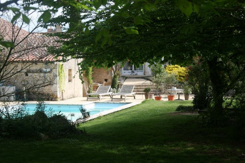 Deluxe sale house / villa Migne auxances 565 000€ - Picture 3