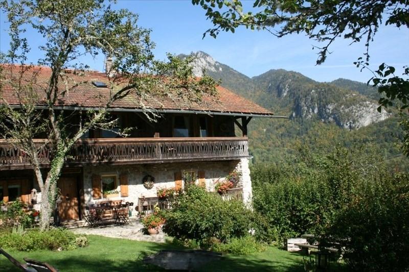 Verkoop van prestige  huis La baume 780000€ - Foto 1