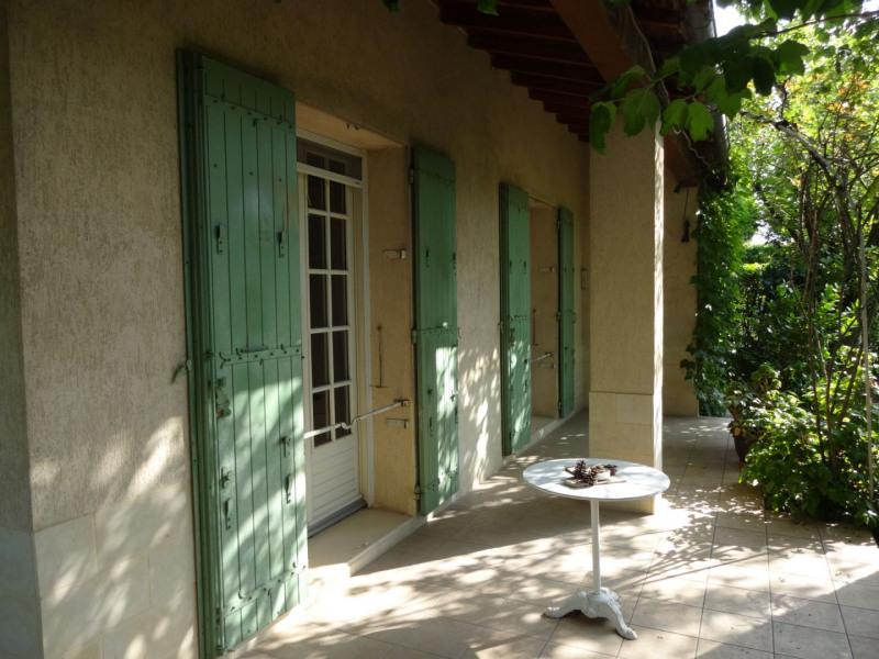 Sale house / villa Althen des paluds 335000€ - Picture 7