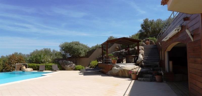 Deluxe sale house / villa Sainte lucie de porto vecchi 1750000€ - Picture 4