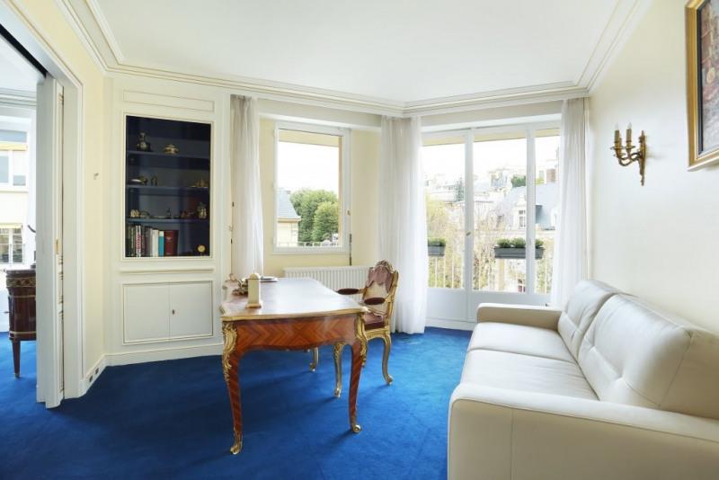 Immobile residenziali di prestigio appartamento Paris 16ème 1890000€ - Fotografia 4