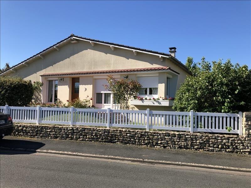 Vente maison / villa Fontaine le comte 233000€ -  1