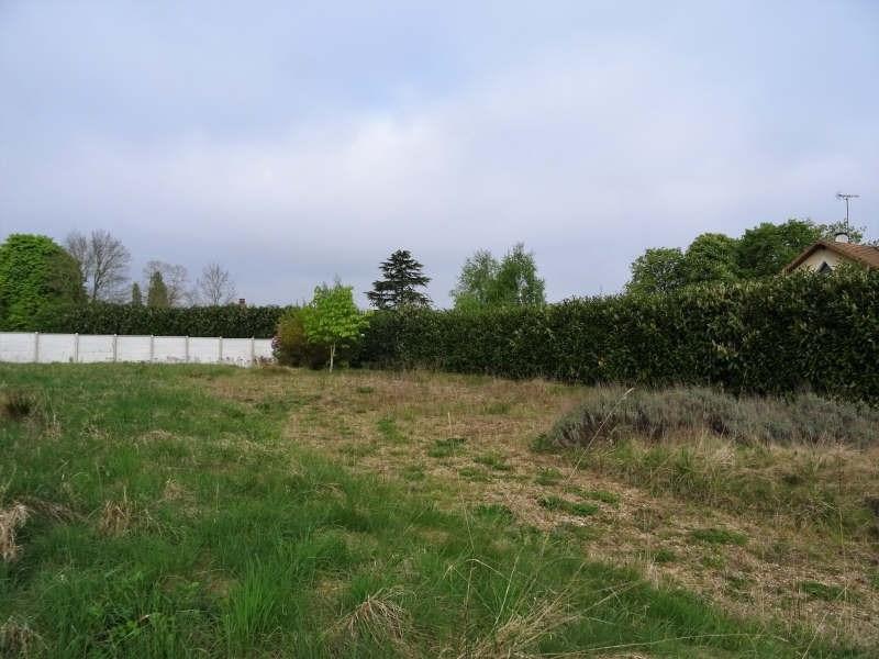 Revenda terreno Proche longnes 95000€ - Fotografia 1