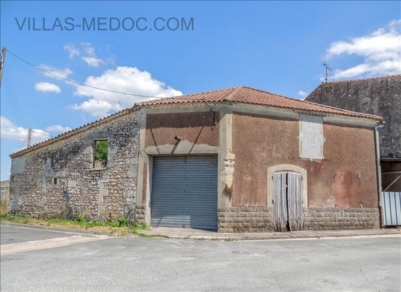 Sale parking spaces Saint estephe 77000€ - Picture 1