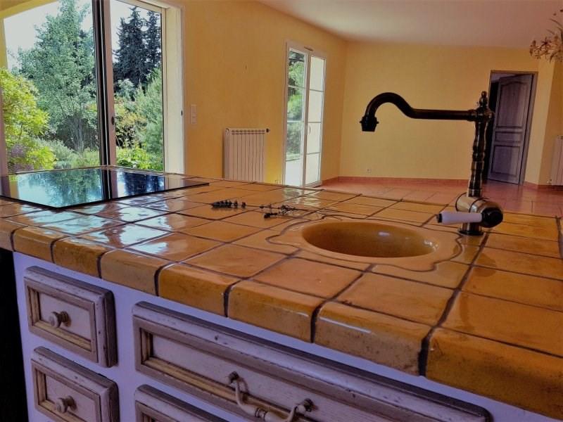 Sale house / villa Villeneuve les avignon 530000€ - Picture 8