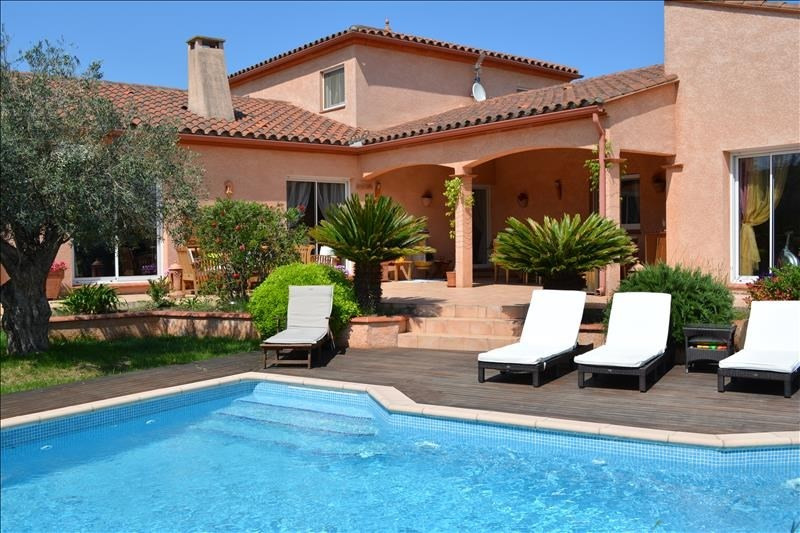 Vente maison / villa Saint jean pla de corts 550000€ - Photo 1