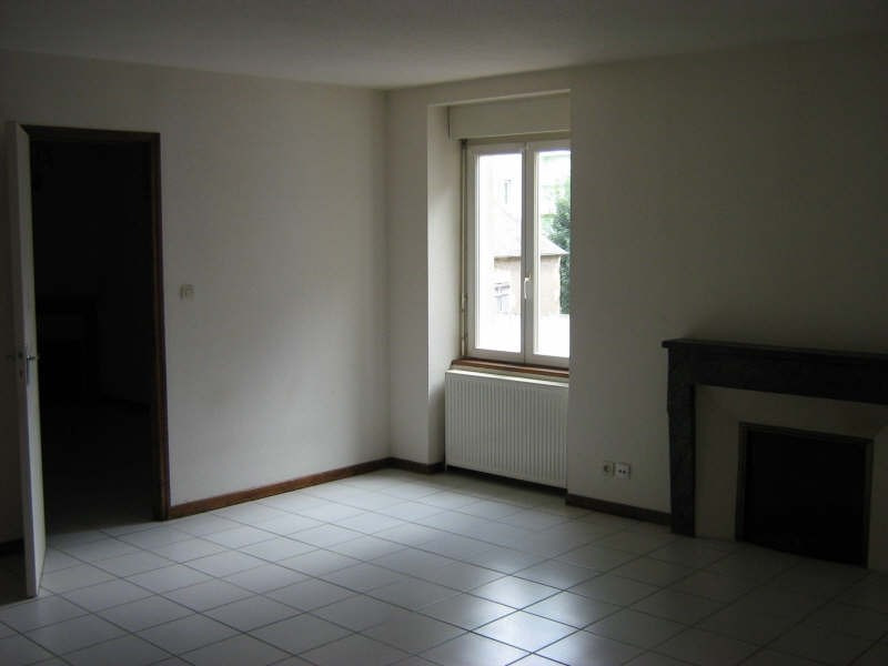 Rental apartment Fourchambault 437€ CC - Picture 1