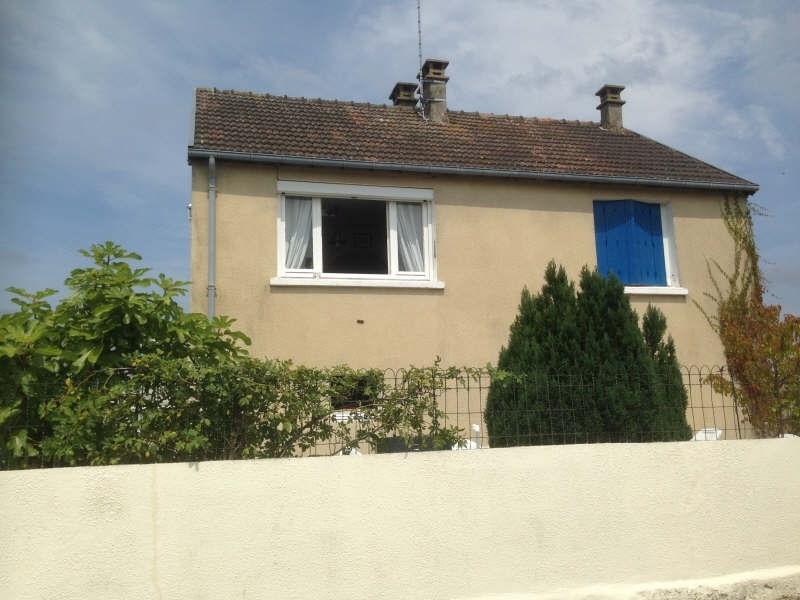 Sale house / villa Creances 106000€ - Picture 1