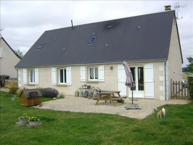 Sale house / villa Chateau renault 173500€ - Picture 2
