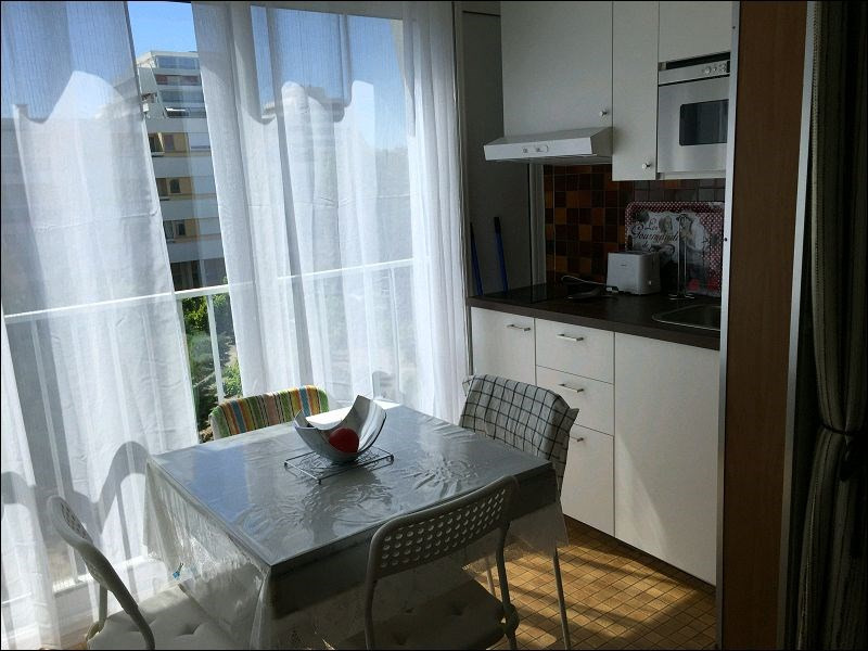 Location appartement La grande motte 550€ CC - Photo 1