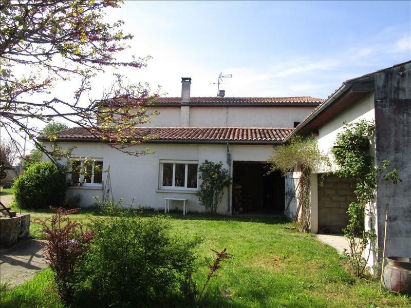 Vente maison / villa Matha 165000€ - Photo 3