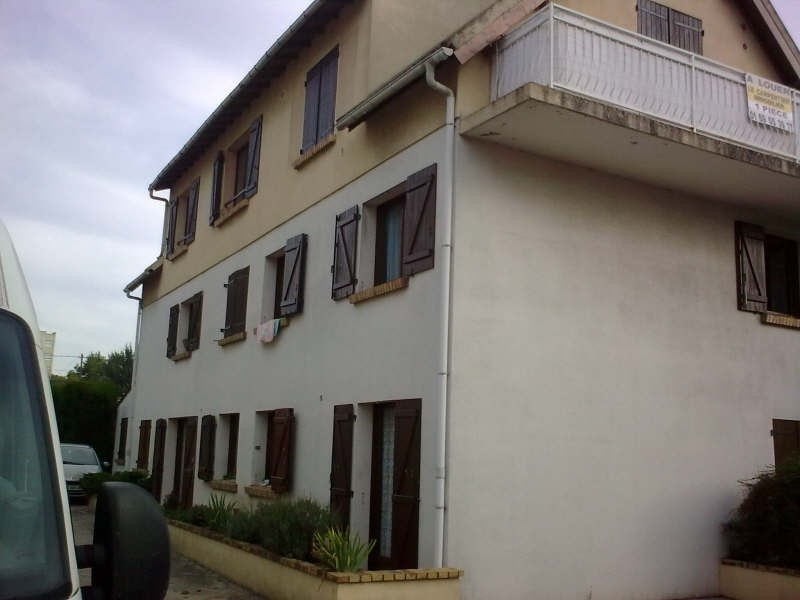 Rental apartment Viry chatillon 633€ CC - Picture 1