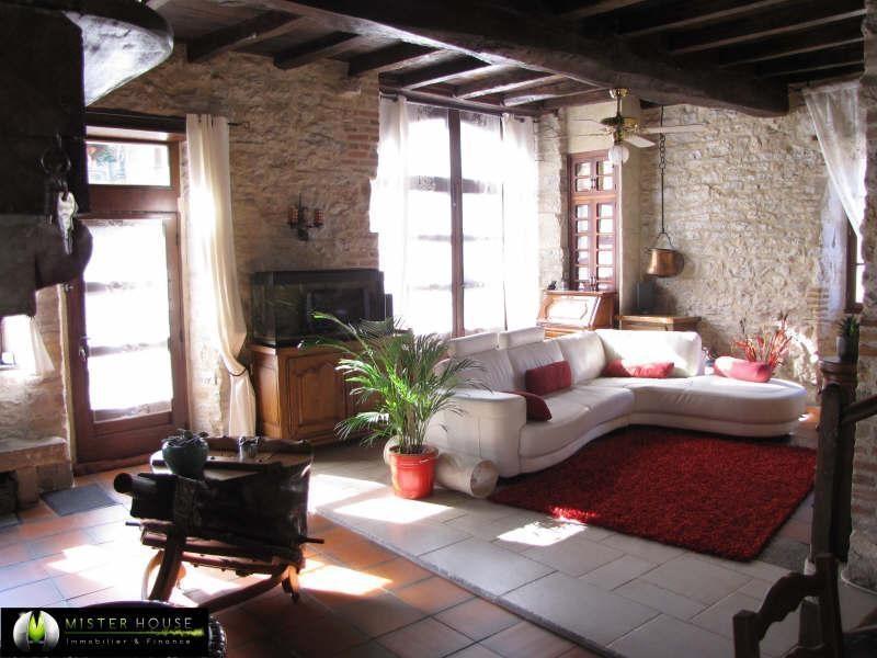 Verkoop  huis Bruniquel 318000€ - Foto 5