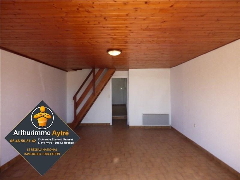 Sale house / villa St laurent de la pree 93600€ - Picture 1