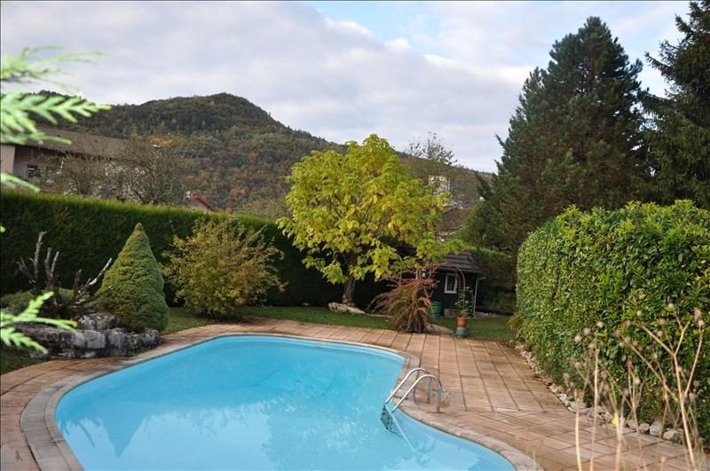 Sale house / villa Molinges 336000€ - Picture 9