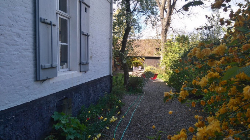 Deluxe sale private mansion Montreuil sur mer 575000€ - Picture 2