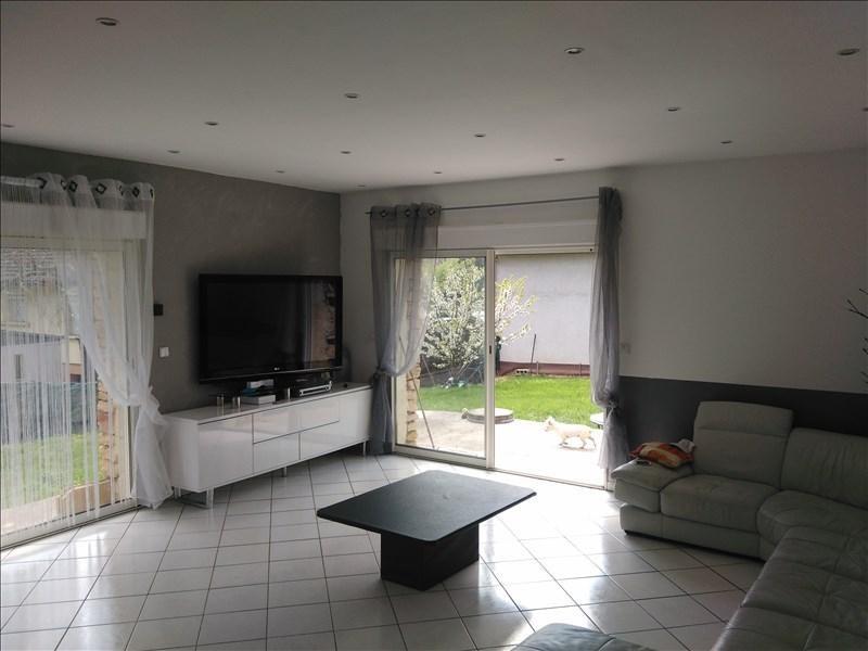 Sale house / villa L'isle d'abeau 339000€ - Picture 2