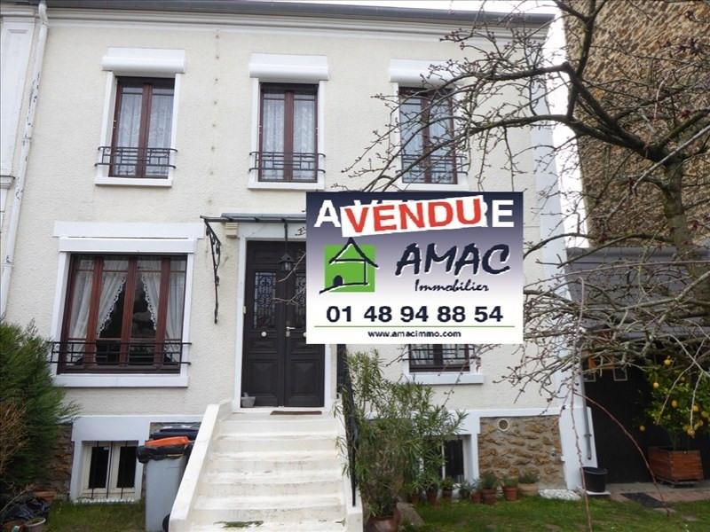 Vente maison / villa Villemomble 449800€ - Photo 1