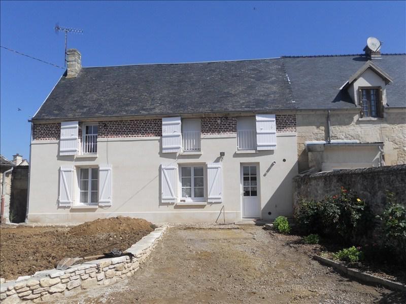 Location maison / villa Vez 950€ CC - Photo 1