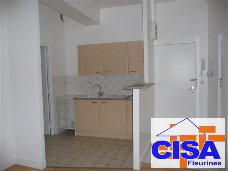 Rental apartment Pont ste maxence 450€ CC - Picture 3