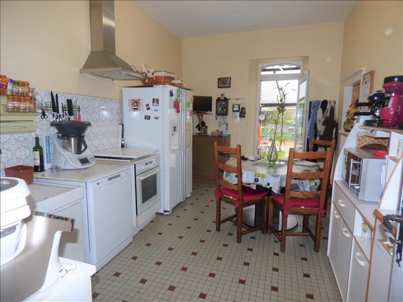 Vente maison / villa Cesset 165000€ - Photo 2