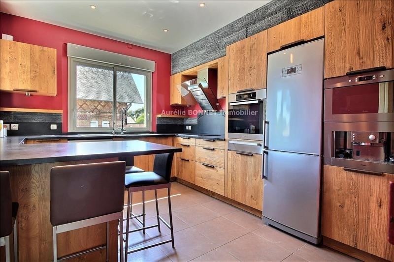 Vente de prestige maison / villa Tourgeville 836000€ - Photo 5
