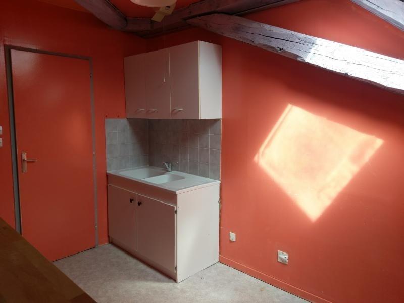 Sale apartment Nantua 29000€ - Picture 3
