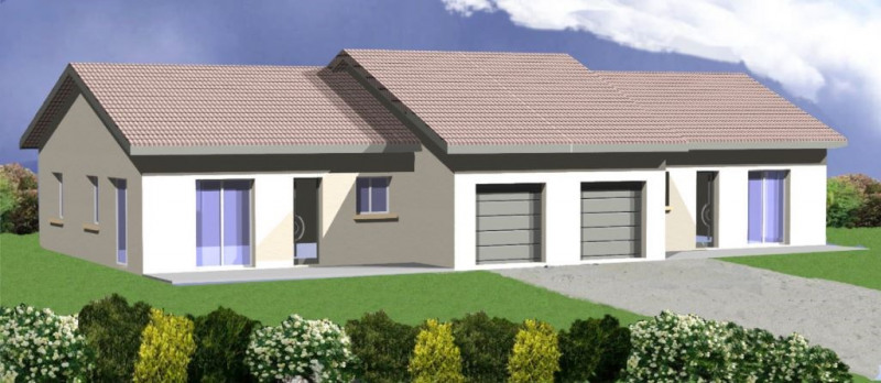 Maison  5 pièces + Terrain 465 m² Érôme par CITY CONSTRUCTIONS