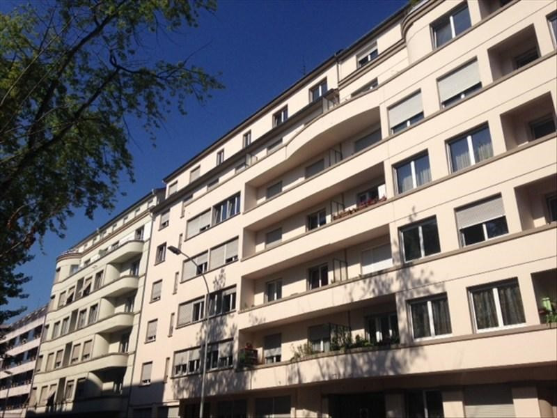 Rental apartment Strasbourg 740€ CC - Picture 1