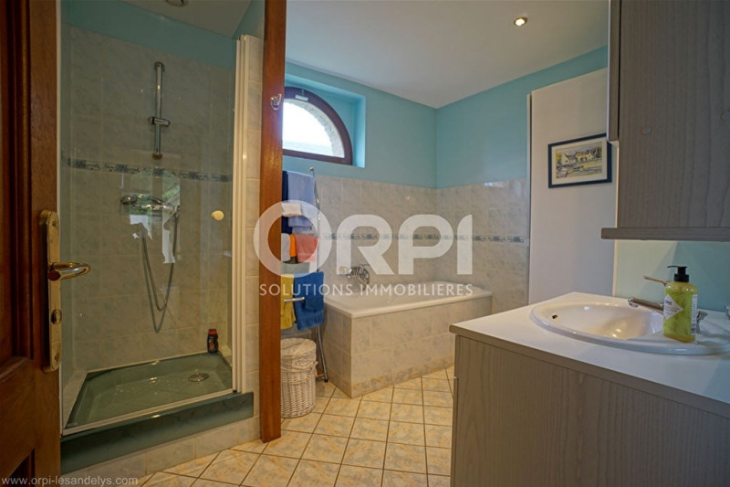 Vente maison / villa Gaillon 300 000€ - Photo 10