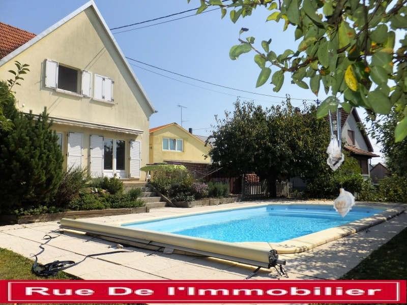 Vente maison / villa Reichshoffen 244000€ - Photo 2