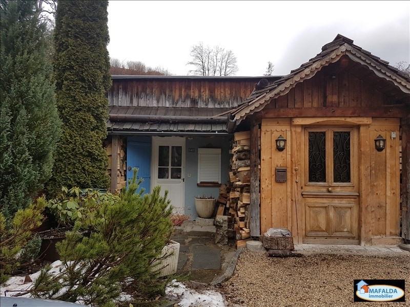 Vente maison / villa Mont saxonnex 250000€ - Photo 1