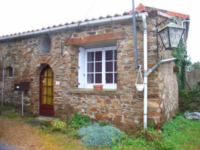 Rental house / villa Barbechat 600€ CC - Picture 1