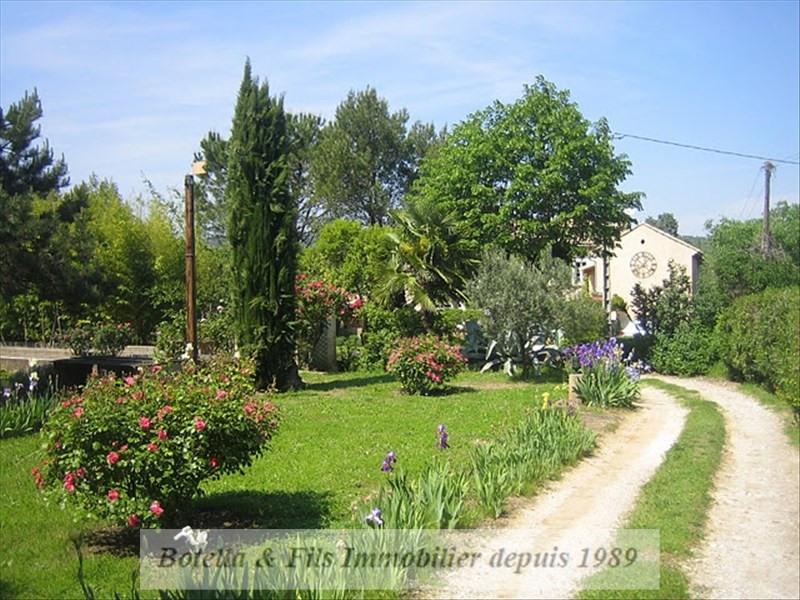 Vente de prestige maison / villa Goudargues 545000€ - Photo 10