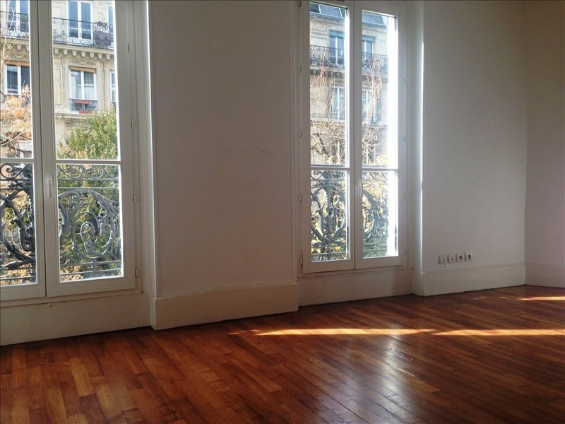 Alquiler  apartamento Paris 18ème 2303€ CC - Fotografía 2