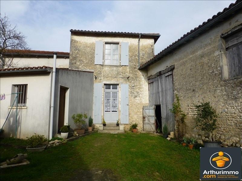 Sale house / villa Aulnay 66000€ - Picture 1